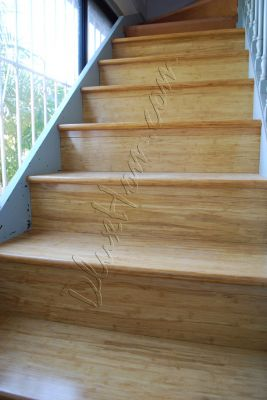 Bamboo Stairs   Natural   3